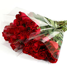 Roses, Red (100 stems)