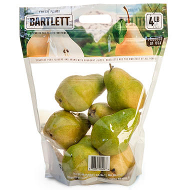 Bartlett Pear (4 lb.)