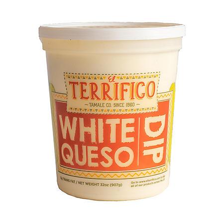 El Terrifco White Queso Dip (32 oz.)