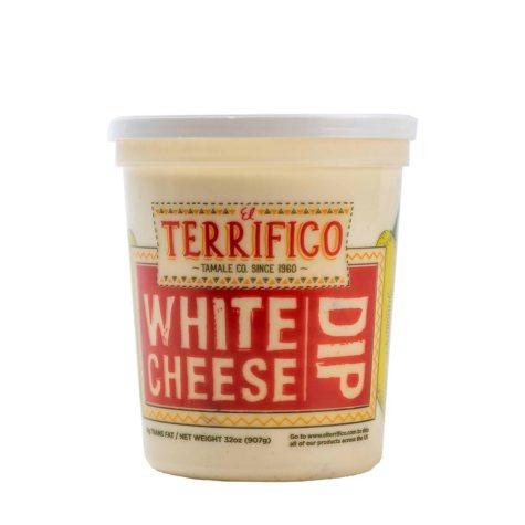 El Terrifico Tamale Co. White Cheese Dip (32 oz.)