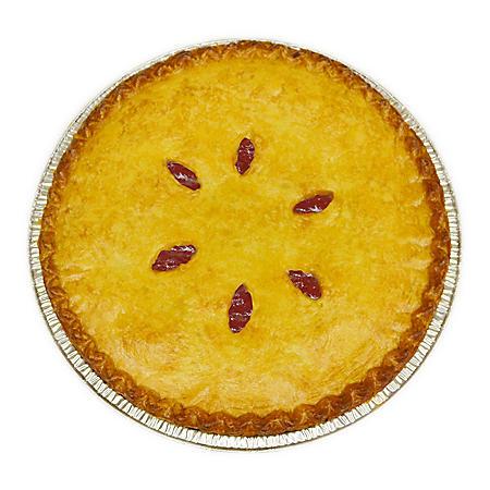 """Case Sale: 12"""" Strawberry Rhubarb Pie (66 oz., 8 ct.)"""