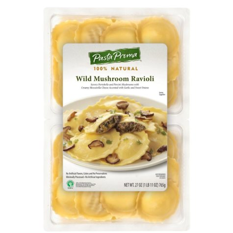Pasta Prima Wild Mushroom Ravioli (27 oz.)