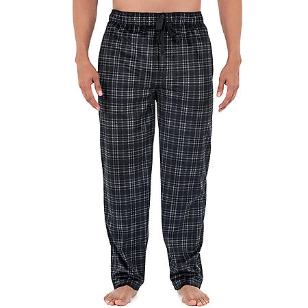 Izod Men's Micro Fleece Pajama Pant