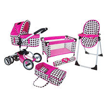 Deluxe Jumbo Travel Set
