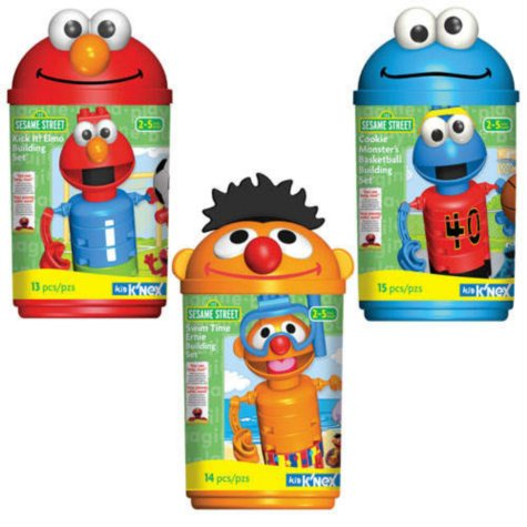 Sesame Street Sports Bundle