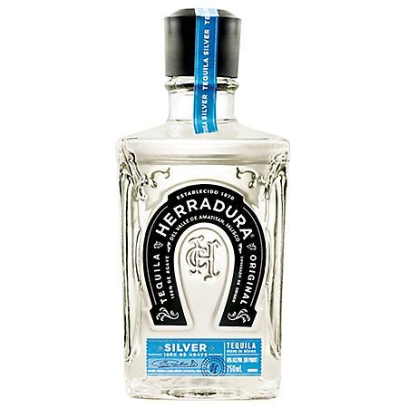 Herradura Silver Tequila (750 ml)