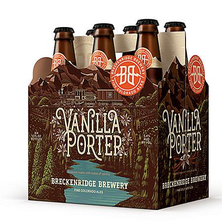 Breckenridge Vanilla Porter (12 fl. oz. bottle, 6 pk.)