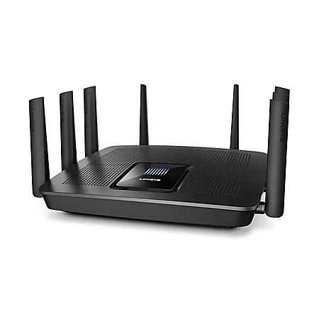 Linksys AC5000 Tri-Band Wi-Fi Wireless AC Router