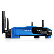 Linksys WRT3200ACM Wi-Fi Router with Bonus AC600 USB Adapter