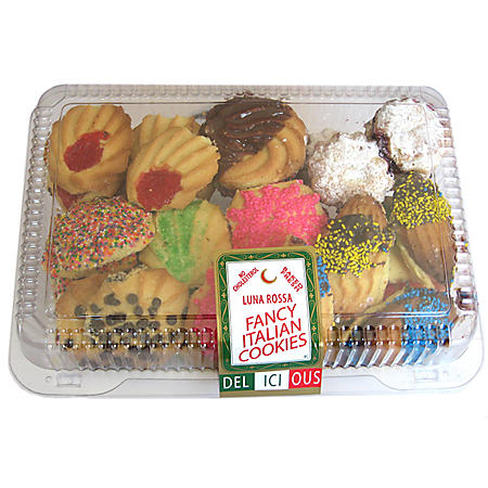 Luna Rossa Fancy Italian Cookies (32oz)