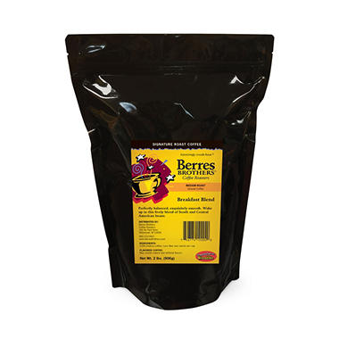 Berres Brothers Breakfast Blend Ground Coffee (32 oz.)