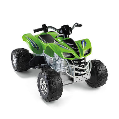 12v Power Wheels Kawasaki KFX