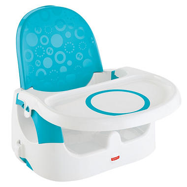 Fisher-Price Quick Clean n' Go Booster, Deluxe