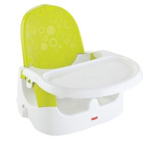 Fisher-Price Quick Clean n' Go Booster - Basic