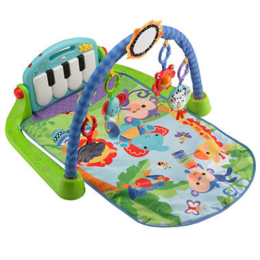 Fisher-Price Kick & Play Piano Gym