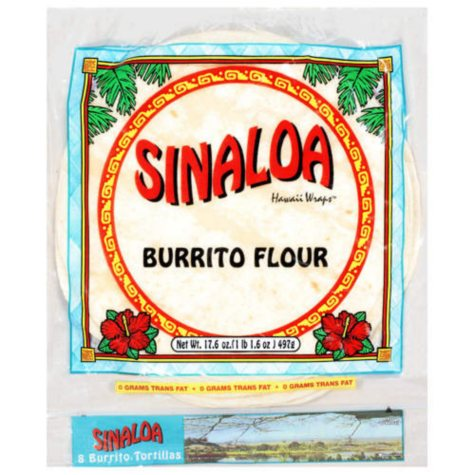 Sinaloa Hawaii Tortillas - 10 ct. - 3 pk.