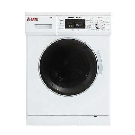 All-In-One Washer and Dryer Combo, White - GX4400CV