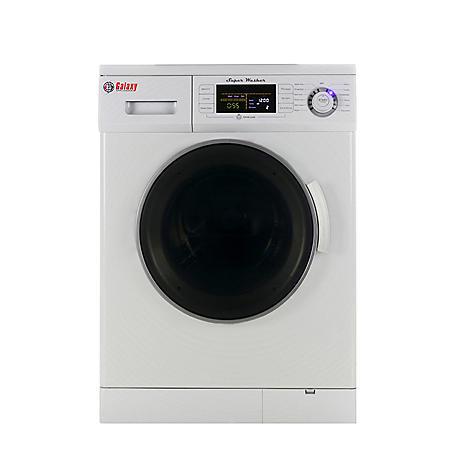 Super Compact Washer, White - GW824