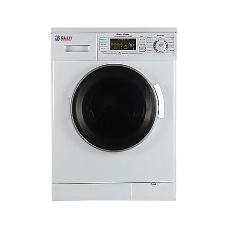 """Galaxy - Equator 24"""" Compact New Version All-in-One Combination Washer-Dryer (Choose Color)"""