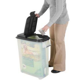Buddeez Pet Food Dispenser - 60 lb. capacity