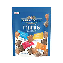 Ghirardelli Assorted Minis XL Bag (13.7 oz.)
