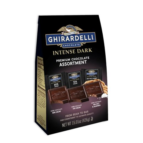 Ghirardelli Premium Chocolate Assortment (18.1 oz.)