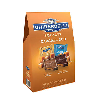 Ghirardelli Chocolate and Caramel Duo (20.75 oz.)
