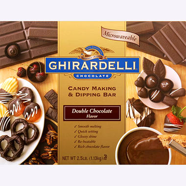 Ghirardelli Candy Making Dipping Kit