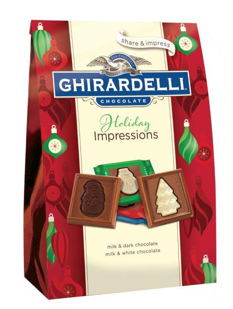 Ghirardelli Holiday Impressions (19.4 oz.)