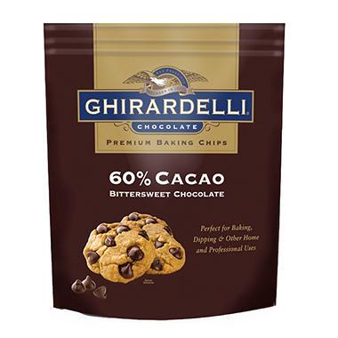 Ghirardelli baking