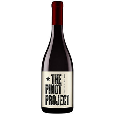 The Pinot Project Pinot Noir (750 ml)