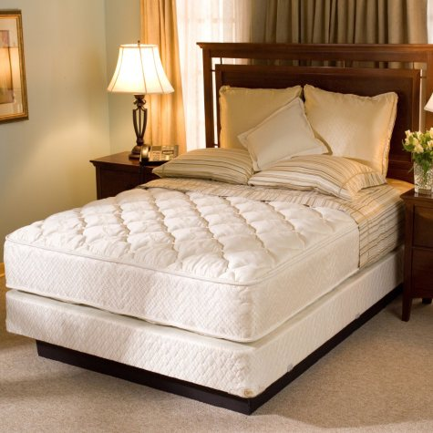 Serta  Royal Suite Plush  Mattress Set - Twin - 6 pk.