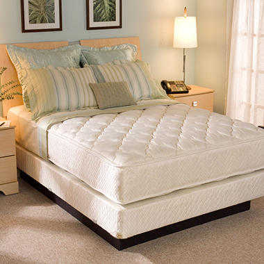Serta  Presidential Suite Firm Mattress - Cal King - 6 pk.