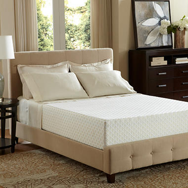 Serta Pietra Gel Memory Foam 12 Mattress Queen Sam S Club