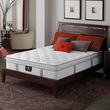 Serta Perfect Sleeper Ridgemont Luxury Super Pillowtop Twin Mattress Sam 39 S Club
