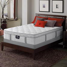 Serta Perfect Sleeper Ridgemont Luxury Super Pillowtop Queen Mattress Set