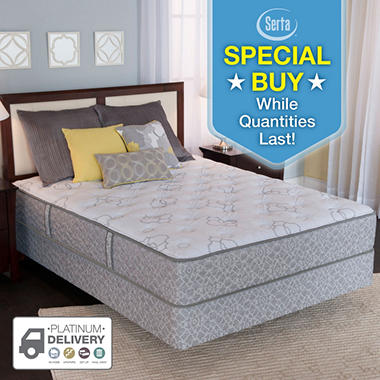 Serta Perfect Sleeper 174 Silverdale Mattress Set Various