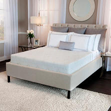 "Serta Sleep Excellence Casoria 12"" Cushion-Firm Memory-Foam Queen Mattress"