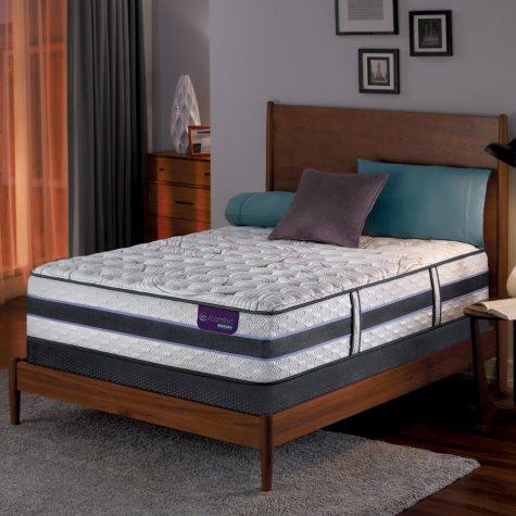 Serta iComfort Hybrid HB300Q Cushion Firm SmartSupport California King Mattress Set