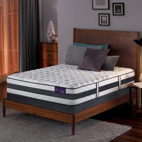 Serta iComfort Hybrid Expertise Cushion Firm California King Mattress Set