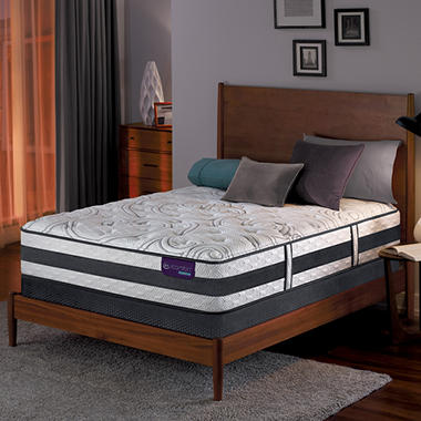 Serta iComfort Hybrid Recognition Plush Queen Mattress Set