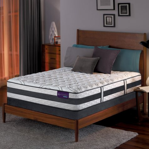 Serta iComfort Hybrid Recognition Extra-Firm Full Mattress Set
