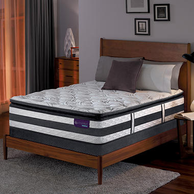 Serta iComfort Hybrid Observer Super Pillowtop Queen Mattress Set