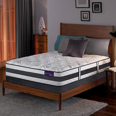 Serta iComfort Hybrid Applause II Plush California King Mattress Set