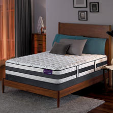 Top Rated Serta IComfort Hybrid Applause II Firm Queen Mattress Set