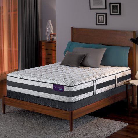 Serta iComfort Hybrid Applause II Firm Full Mattress Set