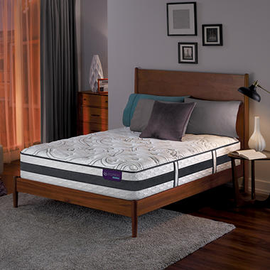 Serta Icomfort Hybrid Lause Ii Plush Queen Mattress