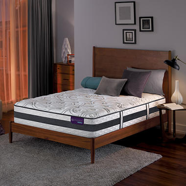 Serta iComfort Hybrid Recognition Plush King Mattress