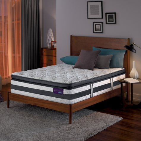 Serta iComfort Hybrid Expertise Super Pillowtop Queen Mattress