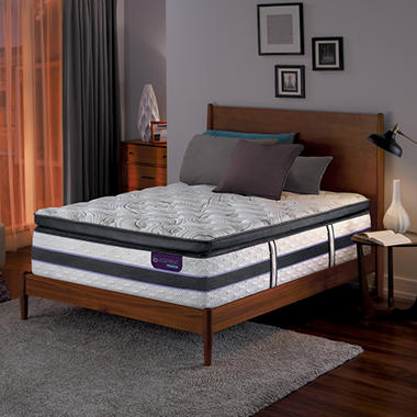 Serta iComfort Hybrid HB500Q Super Pillow Top SmartSupport Queen Mattress
